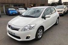 Toyota Auris Hybride 136h - BV CVT - 15\' BERLINE Millenium PHASE 2 2012 occasion Brive-la-Gaillarde 19100