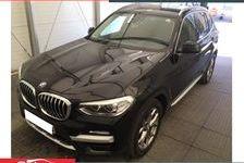 BMW X3 (G01) XDRIVE20DA 190 XLINE 2018 occasion Saint-Égrève 38120
