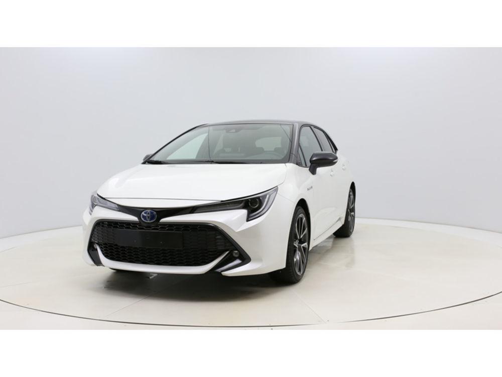 Corolla Design 1.8 hybrid 122ch 2020 occasion 97420 Le Port