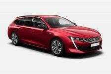 Peugeot 508 SW Bluehdi 160 ch s s eat8 active business 2020 occasion Laxou 54520
