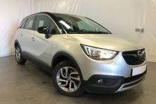 Opel Crossland X TURBO 110 DESIGN GPS 2019 occasion Verfeil 31590