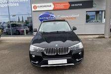BMW X3 xDrive 20d - BVA F25 LCI xLine PHASE 2 2015 occasion Sevrey 71100