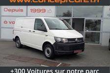 Volkswagen Transporter L1H1 2.8T 2.0 16V TDI - 102 FOURGON VITRE Business TVA RECU 2017 occasion Dijon 21000