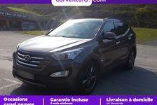 Hyundai Santa Fe 2.2 crdi 200 pack premium limited 4wd bva 2014 occasion Le grand-bornand 74450