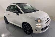 Fiat 500 1.2i - 69 S NAV + TOIT OUVRANT 2019 occasion Verfeil 31590