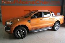 FORD RANGER 3.2 TDCI 200CH DOUBLE CABINE WILDTRAK BVA + ROLL TOP COVER Diesel 34900 21000 Dijon