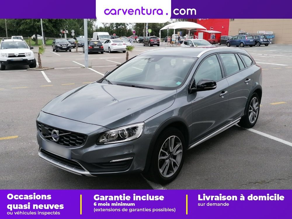 V60 Cross-country 2.0 d4 190 pro geartronic bva 2017 occasion 59240 51.03460000000000000000