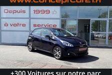 Peugeot 208 1.2 puretech 82ch platinium toit pano 2017 occasion Dijon 21000