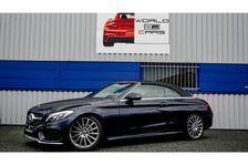 MERCEDES CLASSE C Cabriolet C 220 d - BVA 9G-Tronic  CABRIOLET - BM 205 Fascination - BVA PHASE 1 Diesel 33900 33127 Saint-Jean-d'Illac