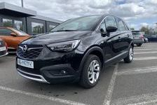 Opel Crossland X 1.2 turbo 110 elegance 2020 occasion Chavelot 88150