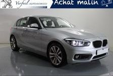 BMW SERIE 1 118i 136cv BVA8 Lounge GPS Essence 20980 35590 Saint-Gilles