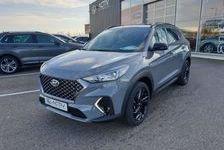 Hyundai Tucson 1.6 crdi 136ch hybrid 48v n line dct-7 2020 occasion La Mothe-Achard 85150