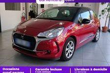 ds automobiles Ds 3 1.2 puretech 110 sochic bva Essence 15800 78630 Morainvilliers