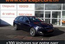 Peugeot 308 SW 1.6 BlueHDi S&S - 115 Allure +cuir+toit pano 2015 occasion Dijon 21000