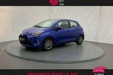 Toyota Yaris 1.5 VVTI 110 DYNAMIC PHASE 3 2017 occasion Bègles 33130