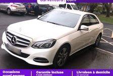 Mercedes Classe E 220 BLUETEC 170 SPORT LINE 9G-TRONIC BVA 2016 occasion Maubeuge 59600