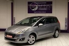 Peugeot 5008 1.6 HDi 115 - 7pl Allure PHASE 2 2014 occasion Calais 62100