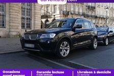 BMW X3 3.5 d 315 luxe xdrive bva 2013 occasion Bordeaux 33000