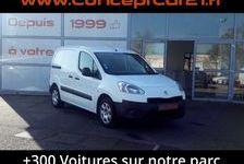 Peugeot Partner FOURGON 120 L1 1.6 HDi - 75 Pack CD Clim TVA RECUPERABLE 2015 occasion Dijon 21000
