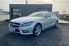 Mercedes Classe CLS (w218) 350 cdi be 4matic edition 1 2012 occasion Bassens 33530