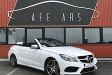 MERCEDES CLASSE E Cabriolet E 220 CDI BVA 7G-Tronic Sportline Diesel 24490 33700 Mérignac