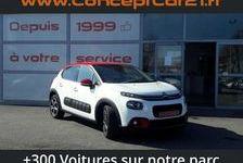 C3 1.2 PureTech 82 Shine+VITRES ET LUNETTE ARR SURTEINTEES 2020 occasion 21000 Dijon