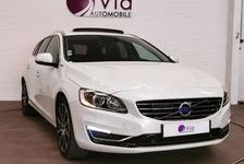 V60 Plug-in Hybrid D6 AWD 215 BVA XENIUM 2014 occasion 59650 Villeneuve-d'Ascq
