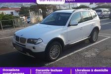 BMW X3 1.8 d 140 luxe xdrive 2009 occasion Marseille 13008