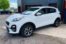 Kia Sportage 1.6 crdi 136ch isg active business 4x2 2019 occasion La Mothe-Achard 85150