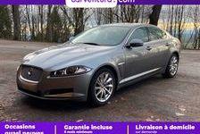 Jaguar XF 2.2 d 200 luxe premium bva 2015 occasion Saverne 67700