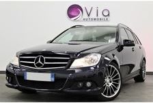 MERCEDES CLASSE C Break C 200 CDI BlueEfficiency GPS Diesel 12490 59650 Villeneuve-d'Ascq