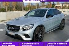 MERCEDES CLASSE GLC Coupe 250 d 205 fascination 4matic 9g-tronic bva Diesel 37990 78150 Le Chesnay