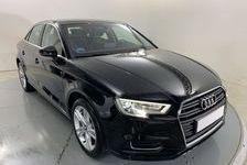 Audi A3 Berline 1.6 30 TDI 116 Sport GPS 2019 occasion Verfeil 31590