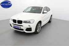 BMW X4 XDRIVE 2.0D 190 CH M SPORT A Diesel 48980 91580 Étréchy