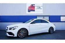 Mercedes Classe CLA CLA 45 Speedshift AMG 4-Matic PHASE 2 2016 occasion Saint-Jean-d'Illac 33127