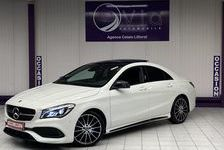 Mercedes Classe CLA CLA 180 d WhiteArt Edition PHASE 2 2017 occasion Calais 62100