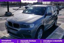 BMW X3 2.0 d 185 sport design xdrive bva 2013 occasion Boulogne-billancourt 92100