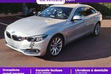 BMW Série 4 Gran-coupe 420 d 190 luxury bva 2017 occasion Vallauris 06220