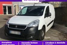 Peugeot Partner Fourgon 121l2 1.6 bluehdi 100 pack clim 2016 occasion Nîmes 30000