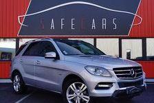 MERCEDES CLASSE M ML 350 BlueTEC 7G-Tronic Plus Fascination AMG Diesel 22490 33700 Mérignac