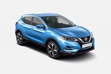 Nissan Qashqai 1.3 DIG-T 160 DCT N-CONNECTA 2020 occasion Chavelot 88150