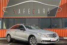 MERCEDES CLASSE E Coupé 350 CDI  BVA 231 CV Diesel 11990 33700 Mérignac