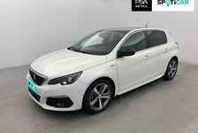 Peugeot 308 bluehdi 130ch s&s bvm6 Gt line 2018 occasion Wattrelos 59150