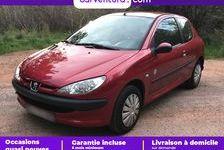 Peugeot 206 1.1 60 x-line clim 2005 occasion Puget-ville 83390