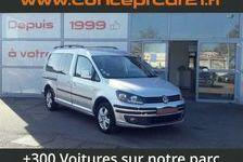 Volkswagen Caddy 1.6 16V TDI CR 102 Tramper7PLACES, 5 sieges 2012 occasion Dijon 21000