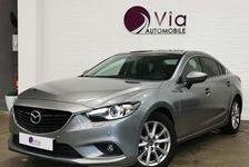 Mazda Mazda6 2.2 Skyactiv-D 150 Dynamique 2014 occasion Villeneuve-d'Ascq 59650