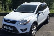Ford Kuga 2.0 tdci 140 fap titanium 4x2 2012 occasion La Mothe-Achard 85150