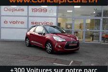 Citroën DS3 1.2i PureTech 12V - 82 Chic 2014 occasion Dijon 21000
