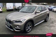 BMW X1 sDrive 18d - BVA F48 xLine \'12 mois de garantie\' 2015 occasion Bègles 33130