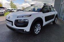 Citroën C4 cactus Puretech 82 feel 2017 occasion Laxou 54520